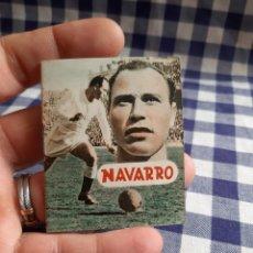 Coleccionismo deportivo: JOAQUIN NAVARRO O EL COMODIN FHER INTERVISTA. Lote 197178102