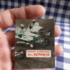 Coleccionismo deportivo: COSAS CURIOSAS DEL DEPORTE FHER. Lote 197178333