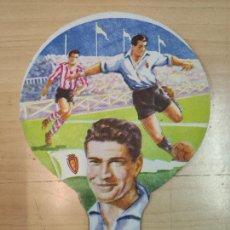 Coleccionismo deportivo: PAY PAY, JUGADOR REAL ZARAGOZA, HERNANDEZ - AÑOS 50.. Lote 203982765