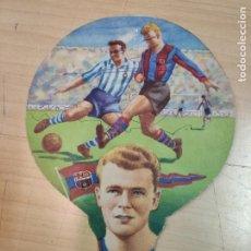 Coleccionismo deportivo: PAY PAY, JUGADOR F.C. BARCELONA, KUBALA - AÑOS 50.. Lote 203983067