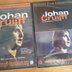 Coleccionismo deportivo: JOHAN CRUYF EN UN MOMENTO DADO DVD DOBLE. Lote 204433675
