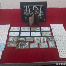Coleccionismo deportivo: LOTE COLECCIONISMO CLUB REAL MADRID:. Lote 205190447