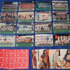 Coleccionismo deportivo: QUINIELA DE LA SUERTE 1X2 - SEXO Y DEPORTE (AÑOS 70) ¡COMPLETA!. Lote 205446766