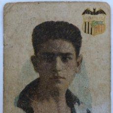 Coleccionismo deportivo: 1920'S - LEVANTE F.C. - RICART - TARJETA CIGARILLO. Lote 206430576