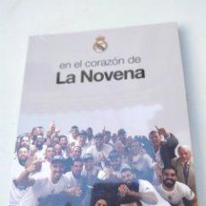 Coleccionismo deportivo: EN EL CORAZÓN DE LA NOVENA REAL MADRID DE BALONCESTO. Lote 207631340