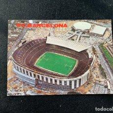 Coleccionismo deportivo: POSTAL ESTADIO FUTBOL CLUB BARCELONA. Lote 194556047