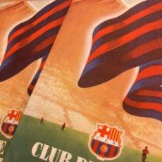 Coleccionismo deportivo: 2 BOLETINES FC BARCELONA 1954. Lote 210694244