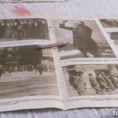 Coleccionismo deportivo: RECORTE AÑOS 1930 - BILBAO.MITÌN DE LA UNIÓN MONARQUICA NACIONAL.ATRAS ZARAGOZA INDALENCIO PRIETO. Lote 211824925