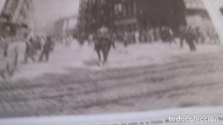 Coleccionismo deportivo: RECORTE AÑOS 1930 - BILBAO.MITÌN DE LA UNIÓN MONARQUICA NACIONAL.ATRAS ZARAGOZA INDALENCIO PRIETO - Foto 2 - 211824925