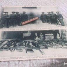 Coleccionismo deportivo: RECORTE AÑO 1935 - CASALARREINA(LA RIOJA)GUERRA CIVIL -HEROICA DEFENSA GUARDIA CIVILES CASA-CUARTEL. Lote 211977648