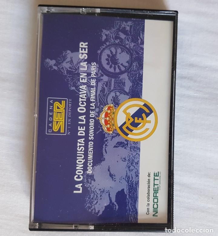 Coleccionismo deportivo: La conquista de la octava en la ser. Real Madrid. - Foto 2 - 213424918