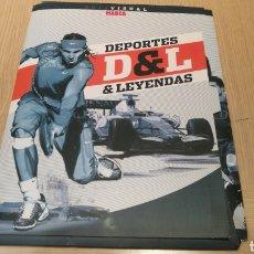 Coleccionismo deportivo: DEPORTES Y LEYENDAS. Lote 214626548