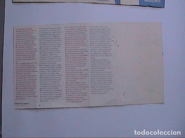 Coleccionismo deportivo: LOTE DE 2 ENTRADAS OLIMPIADAS BARCELONA 92. CEREMONIA CLAUSURA JUEGOS PARALIMPICOS Y PELOTA VASCA. - Foto 5 - 216666395