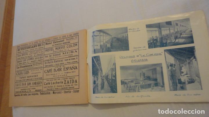 Coleccionismo deportivo: FEDERACION DE TIRO NACIONAL ESPAÑA.GRANADA 1949.POLIGONO LAS CONEJERAS.HAMMERLI CIA.STAR.LLAMA. - Foto 12 - 218048222