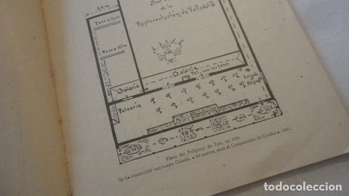 Coleccionismo deportivo: REGLAMENTO-PROGRAMA CONCURSO NACIONAL DE TIRO.ARMA CORTA DE GUERRA.TIRO OLIMPICO.VALLADOLID 1947 - Foto 4 - 218156381
