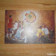 Coleccionismo deportivo: FELICITACIÓN NAVIDEÑA CONMEBOL 2003. Lote 221681867