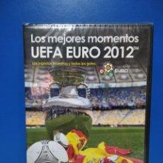 Coleccionismo deportivo: DVD UEFA EURO 2012. Lote 222073806