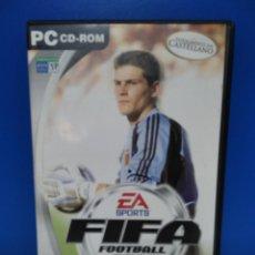 Coleccionismo deportivo: DVD FIFA FOOTBALL 2002. Lote 222080112