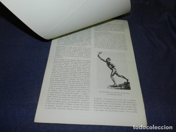 Coleccionismo deportivo: (M) INCREIBLE DOCUMENTACIÓN XI JUEGOS OLIMPICOS DE BERLIN 1936 (ORIGINAL) OLYMPIADE BERLIN - Foto 13 - 223326691