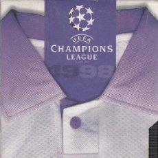 Coleccionismo deportivo: REAL MADRID CAMPEÓN DE EUROPA. LA SÉPTIMA. VIDEO VHS ORIGINAL. DIARIO MARCA.1998.. Lote 224104861