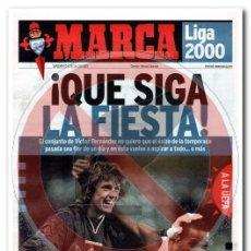 Coleccionismo deportivo: DOCUMENTOS DE PRENSA CELTA DE VIGO. Lote 229783875