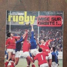 Coleccionismo deportivo: RUGBY. REVUE OFFICIELLE DE LA FEDERATION FRANÇAISE. 1979.. Lote 231143745
