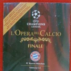 Coleccionismo deportivo: PROGRAMA FUTBOL VALENCIA BAYERN MUNICH MUNCHEN FINAL CHAMPIONS LEAGUE 2001 ORIGINAL. Lote 235511265