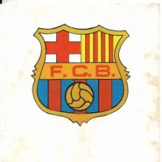 Coleccionismo deportivo: PARTIT D'HOMENATGE A JOAQUIM RIFÉ, SALVADOR SADURNÍ I ANTONI TORRES, 1-9-1976. Lote 237957140