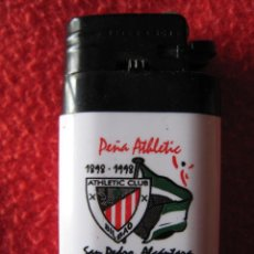 Coleccionismo deportivo: PEÑA ATHLETIC CLUB DE SAN PEDRO DE ALCANTARA-MECHERO. Lote 240978260