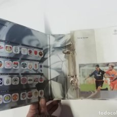 Coleccionismo deportivo: UEFA CHAMPIONS LEAGUE 2000-2001 - LIBRO DE ESTADÍSTICAS. Lote 244017895