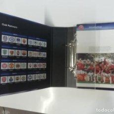 Coleccionismo deportivo: UEFA CHAMPIONS LEAGUE 2008-2009 - LIBRO DE ESTADÍSTICAS. Lote 244018115