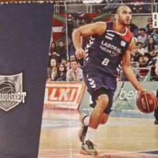 Coleccionismo deportivo: ENTRADA BASKONIA VS BILBAO BASKET. Lote 257330065
