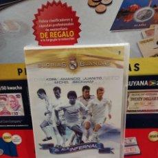 Coleccionismo deportivo: DVD...EL ALA INFERNAL....GLORIAS BLANCAS...2007..... Lote 261580720