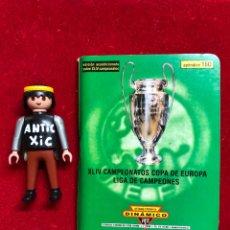 Coleccionismo deportivo: CALENDARIO HISTORIA FUTBOL ,DINÁMICO XLIV CAMPEONATOS COPA EUROPA LIGA CAMPEONES. Lote 262228975