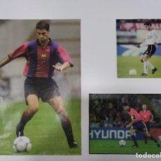 Coleccionismo deportivo: RECORTES REVISTA GERARD.. Lote 262676425