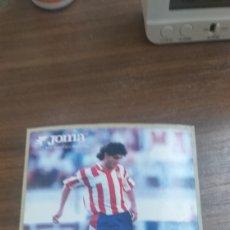 Coleccionismo deportivo: CAMINERO AT.MADRID PEGATINA. Lote 263121635