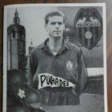 Coleccionismo deportivo: HISTORIAL DEL VALENCIA CF. TEMPORADA 1964-65. PORTADA PUCHADES.. Lote 266587278