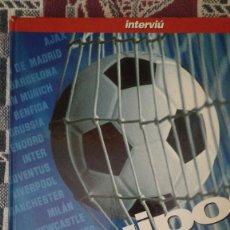 Coleccionismo deportivo: EQUIPOS DE LEYENDA. Lote 268860524