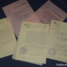 Coleccionismo deportivo: FUTBOL CARTAS ORIGINALES - COPA DE S.E. EL GENERALISIMO 1948 SEMIFINALES RCD ESPAÑOL - CELTA DE VIGO. Lote 269077938