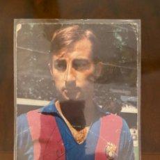 Coleccionismo deportivo: COSTAS POSTAL PROPAGANDA WILLIAMS. Lote 269122963