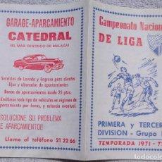 Coleccionismo deportivo: CAMPEONATO NACIONAL DE LIGA, TEMPORADA 1971-72 // FÚTBOL CROMOS ÁLBUM REAL MADRID F.C. FIRMADO BALÓN. Lote 273761003