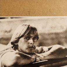 Coleccionismo deportivo: FOTOGRAFIA BERN SCHUSTER, F.C. BARCELONA, AÑO 1986. Lote 277464613
