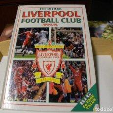 Coleccionismo deportivo: LIVERPOOL FOOTBALL CLUB. Lote 288004623