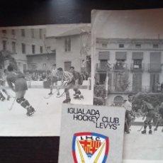 Coleccionismo deportivo: IGUALADA HOCKEY CLUB.. Lote 288607733