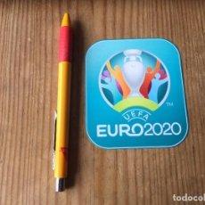 Coleccionismo deportivo: R15299 PEGATINA ADHESIVO OFICIAL EURO EUROCOPA 2020 2021 UEFA. Lote 288909813