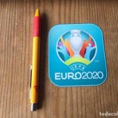 Coleccionismo deportivo: R15300 PEGATINA ADHESIVO OFICIAL EURO EUROCOPA 2020 2021 UEFA. Lote 288909863