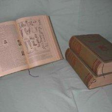 Enciclopedias antiguas: 1932- DICCIONARIO ILUSTRADO ENCICLOPEDICO ABREVIADO..3 TOMOS.... Lote 27031948