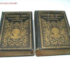 Enciclopedias antiguas: ENCICLOPEDIA SOPENA. Lote 26553797