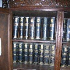 Enciclopedias antiguas: ENCICLOPEDIA UNIVERSAL ILUSTRADA ESPASA-CALPE 103 VOLÚMENES. Lote 26308648