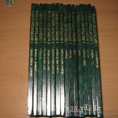 Enciclopedias antiguas: ENCICLOPEDIA GRAN ATLAS DE SALVAT 16 TOMOS EN SIMIL PIEL COLECCIÓN COMPLETA. Lote 21520141